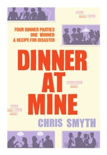 Dinner at Mine, Paperback Book