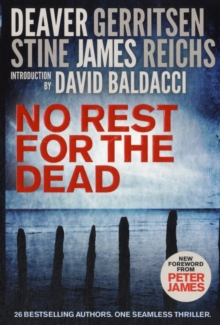 No Rest for the Dead, Paperback Book