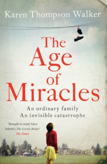 The Age of Miracles, Paperback Book
