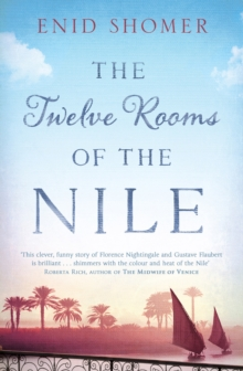 The Twelve Rooms of the Nile, Paperback Book