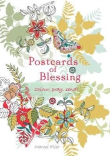 Postcards of Blessing : Colour, pray, send!, Postcard book or pack Book