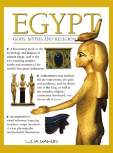 Egypt: Gods, Myths & Religion, Paperback / softback Book