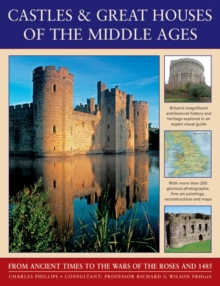 Castles & Great Houses of the Middle Ages, Paperback / softback Book