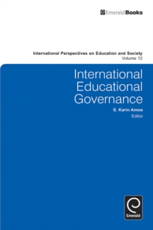 International Education Governance, Hardback Book