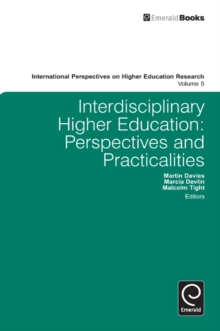 Interdisciplinary Higher Education : Perspectives and Practicalities, Hardback Book