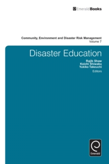 Disaster Education, Hardback Book
