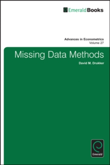 Missing-Data Methods, Hardback Book
