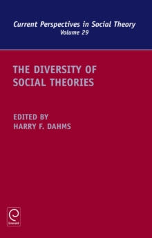 The Diversity of Social Theories, Hardback Book