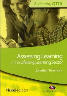 Assessing Learning in the Lifelong Learning Sector, Paperback Book
