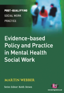 Evidence-based Policy and Practice in Mental Health Social Work, EPUB eBook