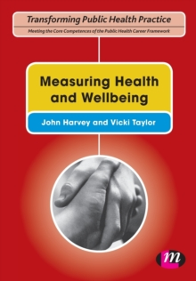 Measuring Health and Wellbeing, Paperback / softback Book