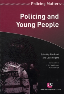 Policing and Young People, Paperback / softback Book