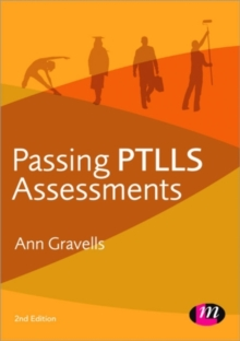 Passing PTLLS Assessments, Paperback Book