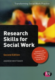 Research Skills for Social Work, Paperback Book