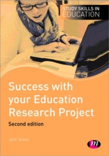 Success with Your Education Research Project, Paperback Book
