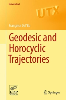 Geodesic and Horocyclic Trajectories, Paperback / softback Book