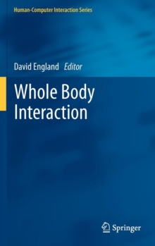 Whole Body Interaction, Hardback Book