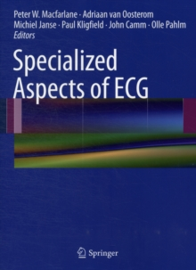 Specialized Aspects of ECG, Paperback / softback Book