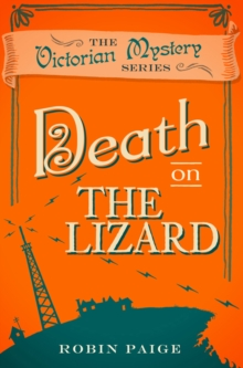 Death On The Lizard : A Victorian Mystery Book 12, Paperback / softback Book
