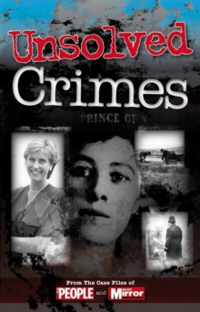 Unsolved Crimes, Paperback Book