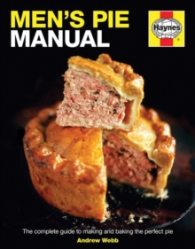 Men's Pie Manual, Hardback Book