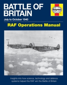 Battle of Britain Manual : RAF Operations Manual 1940, Hardback Book