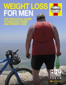 Weight Loss for Men Manual, Paperback Book