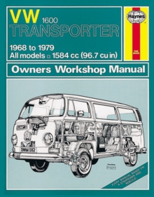 VW Transporter 1600, Paperback / softback Book