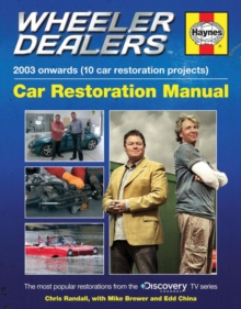 Wheeler Dealers Car Restoration Manual, Hardback Book