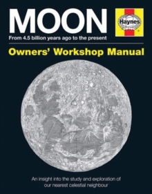 Moon Manual, Hardback Book