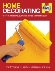 Home Decorating Manual, Paperback Book