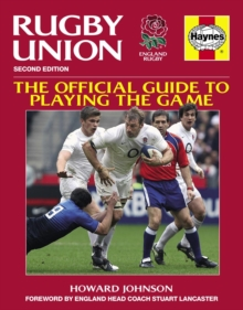Rugby Union Manual : The Official Guide to Playing the Game, Paperback Book
