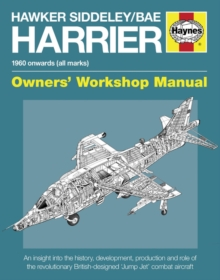 Hawker Siddeley/Bae Harrier Manual, Paperback Book