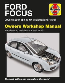Ford Focus Petrol 05-11, Paperback / softback Book