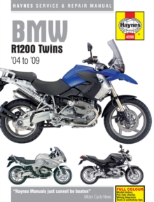 BMW R1200 Service and Repair Manual, Paperback Book