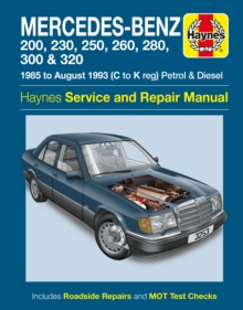 Mercedes Benz 124 Series, Paperback Book