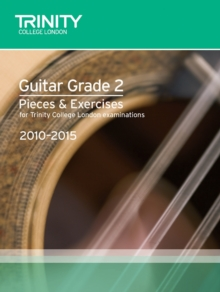 Guitar Exam Pieces Grade 2 2010-2015, Sheet music Book