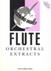 Woodwind World Orchestral Extracts: Flute, Sheet music Book