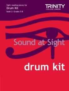 Sound at Sight Drum Kit Book 2: Grades 5-8, Sheet music Book