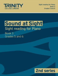 Sound at Sight Piano : Grades 5 - 6 Bk. 3, Paperback Book