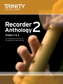 Recorder Anthology Book 2 (Grades 2-3), Sheet music Book