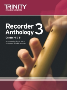 Recorder Anthology (Grades 4-5) : Score & Part Book 1, Paperback Book