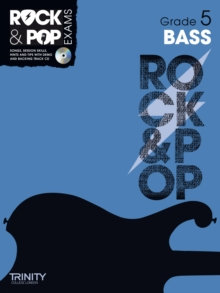 Trinity Rock & Pop Bass Grade 5, Mixed media product Book
