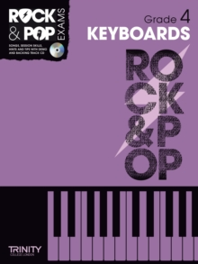 Trinity Rock & Pop Keyboards Grade 4, Mixed media product Book
