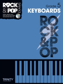 Trinity Rock & Pop Keyboards Grade 5, Mixed media product Book