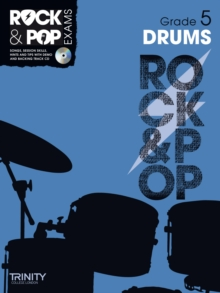 Trinity Rock & Pop Drums Grade 5, Mixed media product Book