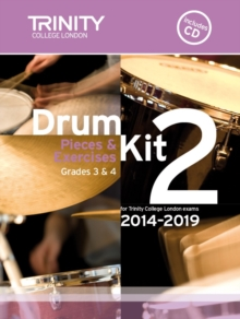 Drum Kit 2014-2019 Book 2 Grades 3 & 4, Mixed media product Book