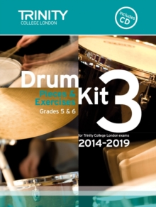 Drum Kit 2014-2019 Book 3 Grades 5 & 6, Mixed media product Book
