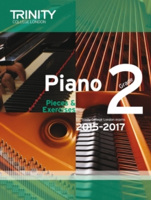 Piano 2015-2017. Grade 2 (with CD), Sheet music Book