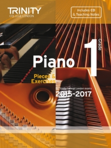 Piano 2015-2017 : Pieces & Exercises Grade 1, Mixed media product Book